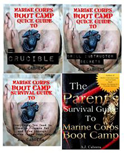 Marine Corps Boot Camp: The All-In-One Boot Camp Bundle- Everything You Ever Needed (or Wanted) To Know About Marine Corps Boot Camp (And Then (Marine Corp Tattoo)