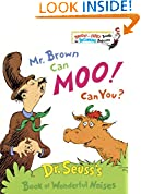 #10: Mr. Brown Can Moo! Can You?