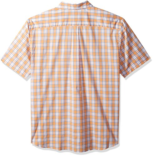 Large Product Image of Dockers Men's Comfort Stretch Soft No Wrinkle Short Sleeve Button Front Shirt