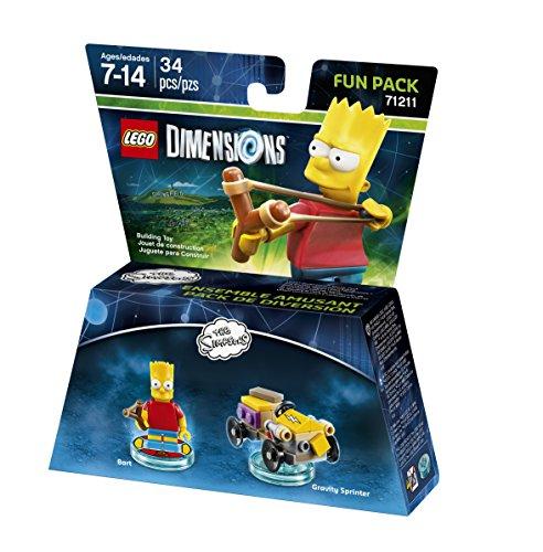 LEGO Dimensions, Simpsons Bart Fun Pack