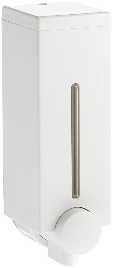 Diaqua 45130102 Compact expendedor de Jabón dispensador de Jabón Líquido, Blanco