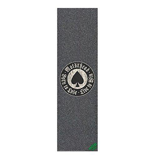 MOB Skateboard Griptape MOTORHEAD V2 BORN TO LOSE 9 x 33 Sheet by mob