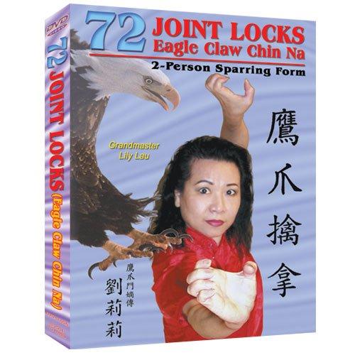 72 Joint Locks Eagle Claw Chin Na (Chin Na Dvd)