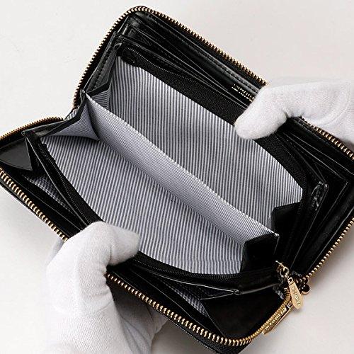 3a654ad4285c ミッシュマッシュ(バッグ&ウォレット)(MISCH MASCH) オペラ ラウンドファスナー長財布.  **/高さ9.5?幅20?まち2cmカード入れ16カ所お手入:- ...