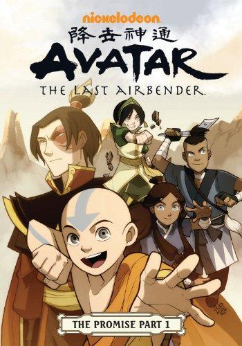 Avatar: The Last Airbender Books Book Series