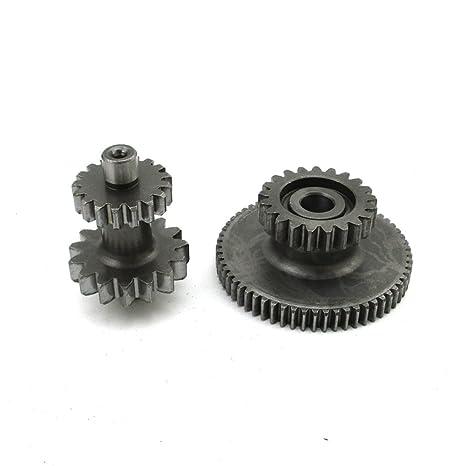 Amazon com: TC-Motor Starter Starting Dual Gears For Zongshen CB250