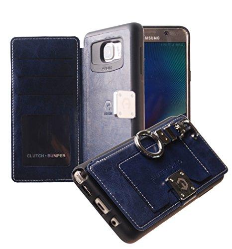 Pocket KickStand Leather Protection Samsung