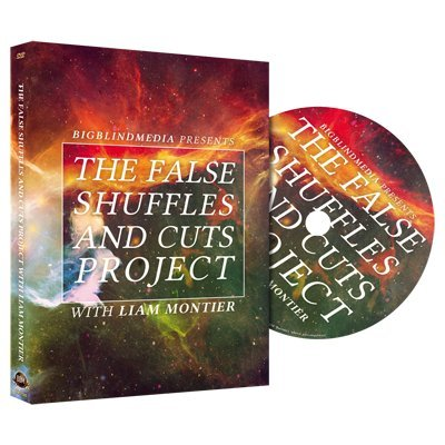 The False Shuffles and Cuts Project by Liam Montier and Big Blind Media - D