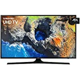 "Smart TV LED UHD 4K 65"", Samsung, UN65MU6100GXZD, Preto"