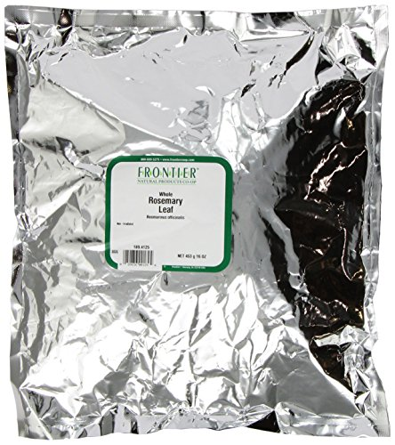 Frontier Rosemary Leaf Whole, 16 Ounce Bags (Pack of 2) ()