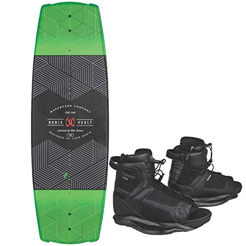 Used, Ronix 128 - Vault Wakeboard Kid's Package w/Divide for sale  Delivered anywhere in USA