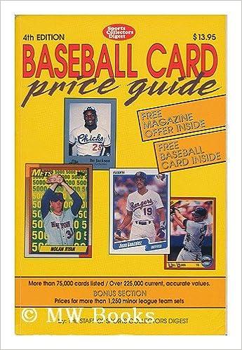 Baseball Card Price Baseball Card Price Guide Sports