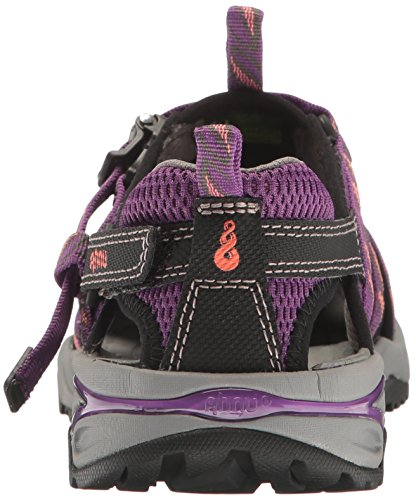 Ahnu Women W Tilden V Athletic Sandal Bright Plum
