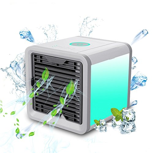 Blppldyci Arctic Air Personal Space Cooler The Quick & Easy Personal Space Cooler, Air Purifier Humidifier 3 in 1, Way to Cool Any Space As Seen On TV
