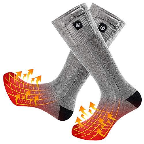 SNOW DEER Heated SocksMen
