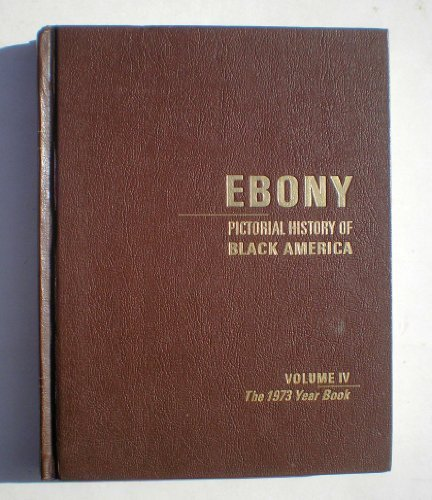 Ebony Pictorial History of Black America