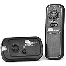 PIXEL RW-221/N3 Wireless Shutter Remote Control Release for Canon EOS 7D, 5D series, 1D series, 6D, 50D, 40D, 30D, 20D, 10D Camera