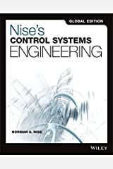 Nise's Control Systems Engineering [Aug 25, 2017] Nise, Norman S. Paperback