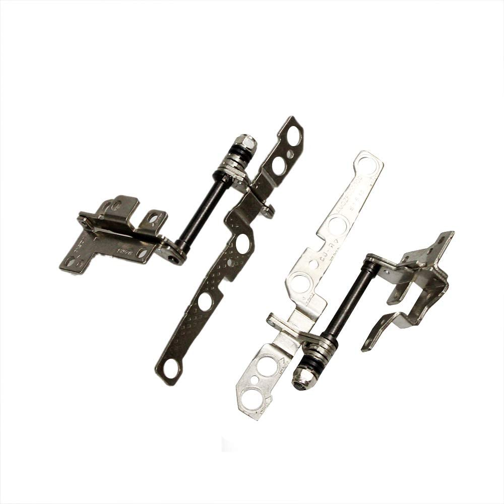 GinTai Replacement LCD Hinges L+R Set for Lenovo Y700-15ACZ 80NY AM0ZF000310 AM0ZF000210 5H50K25537