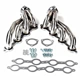 Stainless Steel Exhaust Header Kit Fit For Chevelle Camaro Chevy LS1 LS2 LS3 LS6 LS7