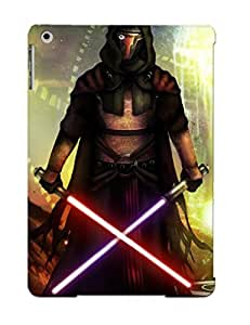 Crooningrose High-end Case Cover Protector For Ipad Air(darth Revan)