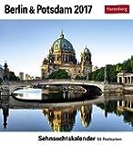 Berlin & Potsdam - Kalender 2017: Sehnsuchtskalender, 53 Postkarten