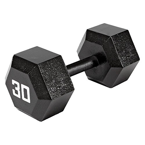Marcy ECO Iron Hex Dumbbell