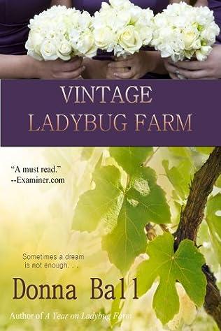 book cover of Vintage Ladybug Farm