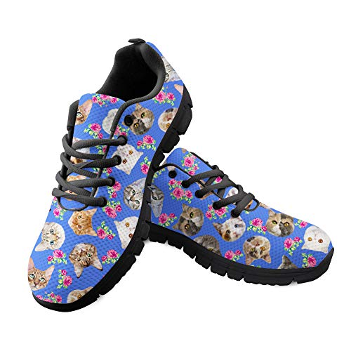 Coloranimal Floral Cat 6 h861aq7 Femme Bas K zSxHnwgqCz