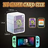 72 Pcs ACNH NFC Tag Game Cards for New Horizons