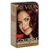 hair colors - Revlon ColorSilk Beautiful Color, Burgundy