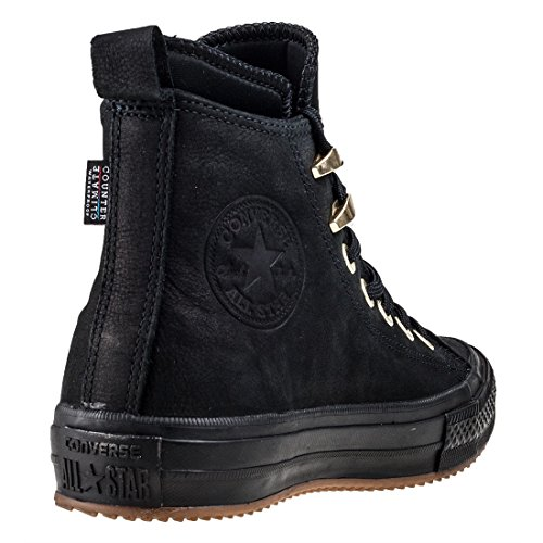 Black Boot Hi All Star Brass WP Calzado Converse Black W Nero wga8nqxF