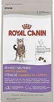 Royal CANIN Croquetas para Gatos, Spayed Neutered Appetite Control, 2.72 kg