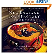 #3: New England Soup Factory Cookbook: More Than 100 Recipes from the Nation's Best Purveyor of Fine Soup