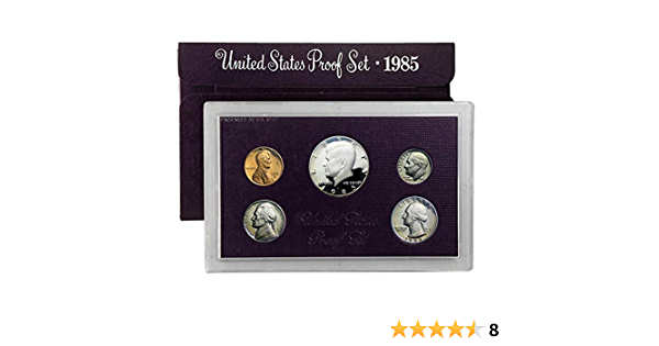 Complete 1985 S Proof Set