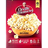 Orville Redenbacher's Pop Up Bowl Buttery Popcorn 6Pack