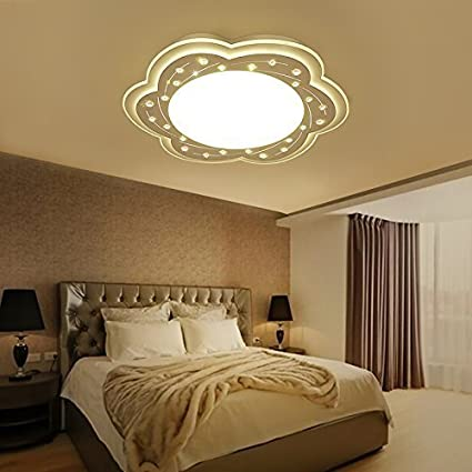 Luhen Table Lamp Warm Romantic Bedrooms Light Modern