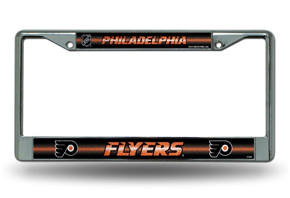Rico NHL Philadelphia Flyers Bling Chrome License