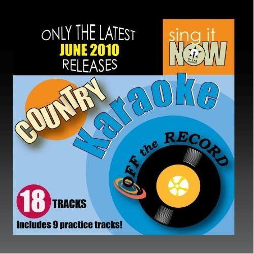 June 2010: Country Hits by Off the Record Karaoke (2010-05-12)