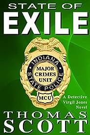 State of Exile: A Mystery Thriller Novel (Virgil Jones Mystery Thriller Series Book 5)