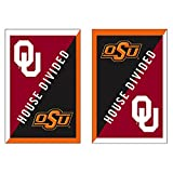 OU Osu House Divided Flag For Sale