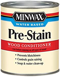 Minwax 618514444 Water-Based Pre-Stain Wood Conditioner