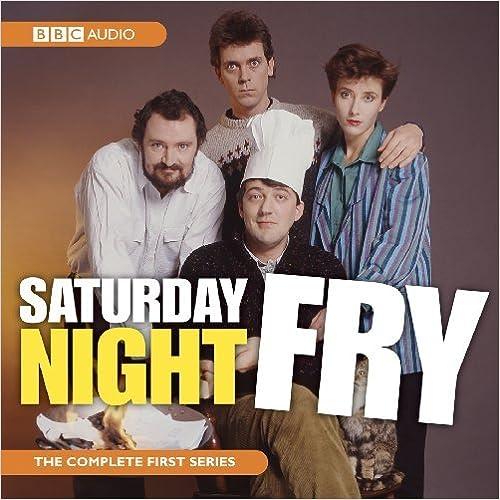 BBC Radio - Saturday Night Fry - The Complete First Series (1988) (2009 BBC Audiobooks UK) - Stephen Fry