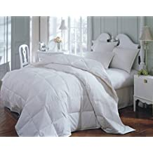 Hungarian White Down Duvet, Made in Canada (KING)