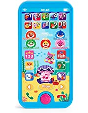 Pinkfong Baby Shark Smartphone Toy - Educational Preschool Toy - by WowWee