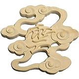 仏縁堂ブランド:天然木「柘植」彫り【雲-くも- 雲型】 仏壇・神棚