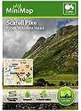 MiniMap | Scafell Pike | 1:25,000 Scale Ordnance Survey | Waterproof Map