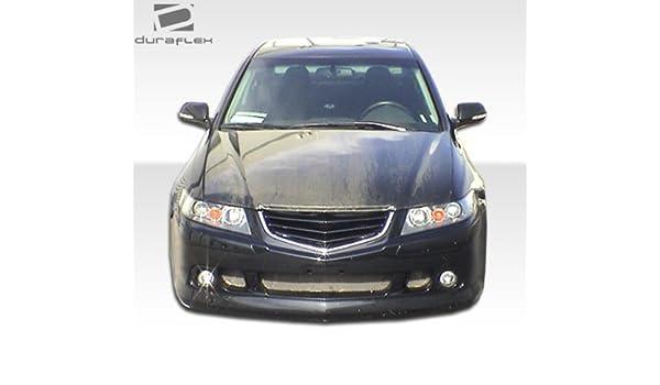 amazon com 2004 2008 acura tsx duraflex k 1 front bumper cover 1 rh amazon com Acura TSX Front Bumper Lip Acura TSX Front Bumper Lip