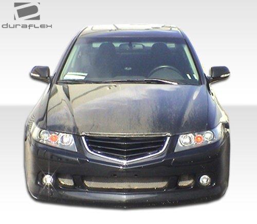 amazon com 2004 2008 acura tsx duraflex k 1 front bumper cover 1 rh amazon com Acura TSX LED Tail Lights Acura TSX Body Kit