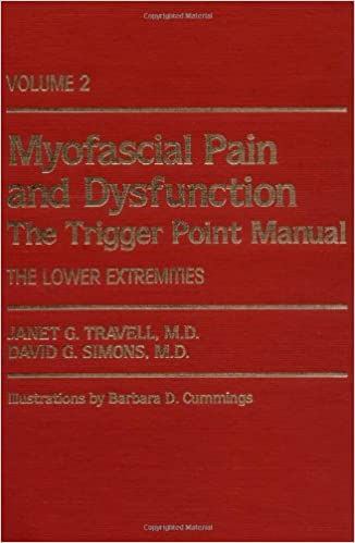 `HOT` Myofascial Pain And Dysfunction: The Trigger Point Manual; Vol. 2., The Lower Extremities. Joined Knuckle varios Estados marinos